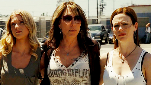 Sons Of Anarchy les actrices
